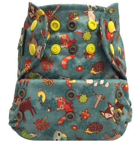 Mini Kiwi One Size Pocket Diaper - Snap