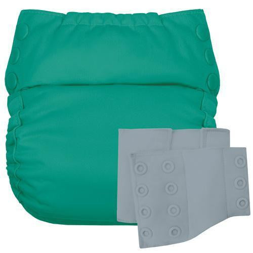 Flip Potty Trainer Kit - 1 Trainer + 3 Organic Cotton Pads