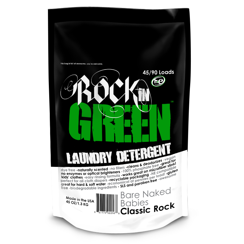 Rockin' Green Cloth Diaper Detergent