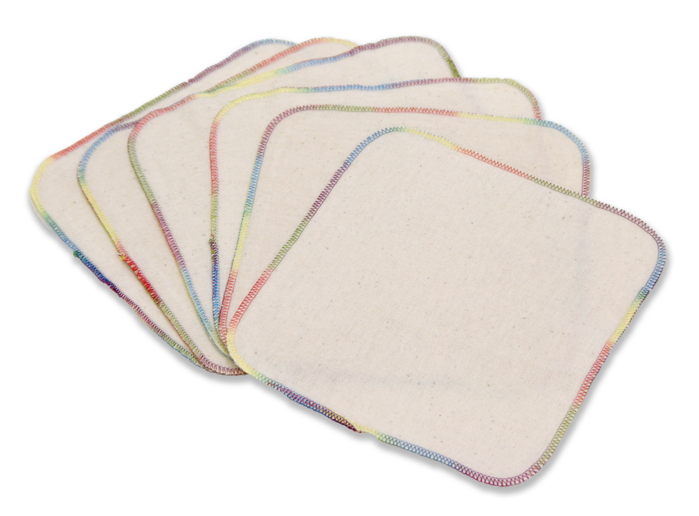 Bummis Cotton Flannel Wipes
