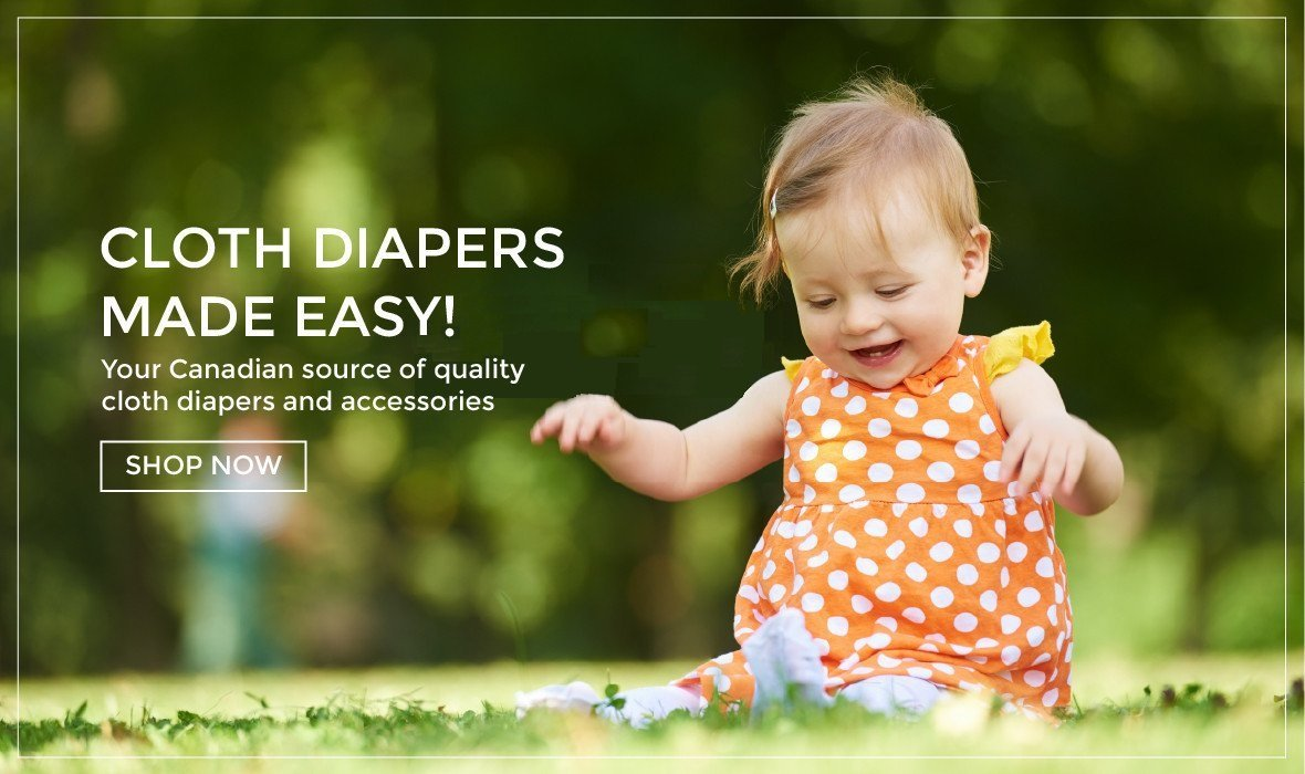 e9598779161 Quality Cloth Diapers in Canada – New and Green Baby Co