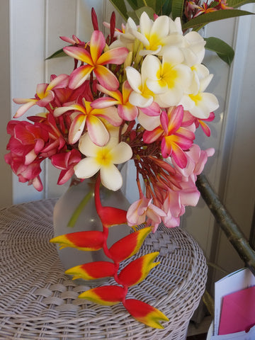 Plumeria Flower Mixed Assortment- Available March-September