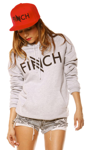 """FINCH Logo"" Hooded Sweatshirt"