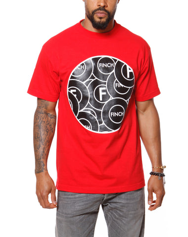 """Poker Chips"" Men's T"