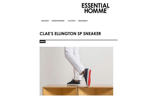 essential home clae los angeles ellington sp sneakers