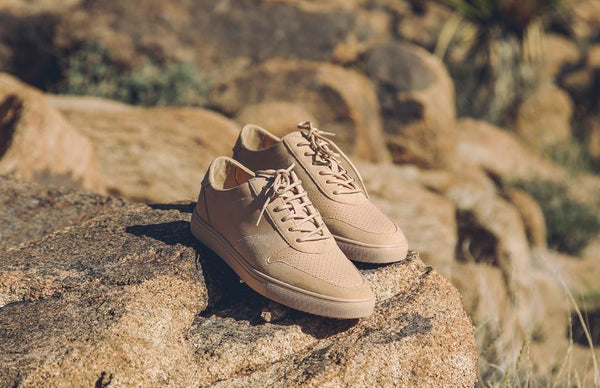 clae publish brand sneakers news collab natural state