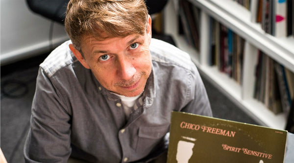 GILLES PETERSON INTERVIEW