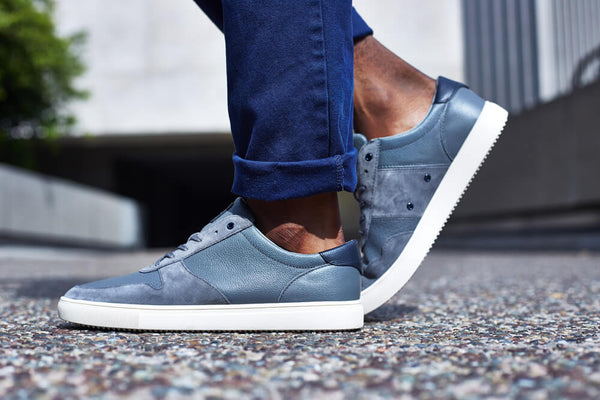 NICE KICKS:  On Foot Look-  CLAE Gregory SP Charcoal Leather