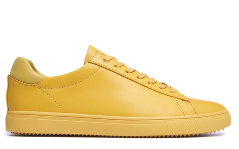 Ochre Full Grain Leather