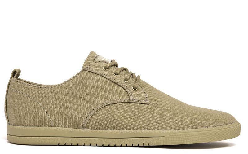 Pale Khaki Canvas