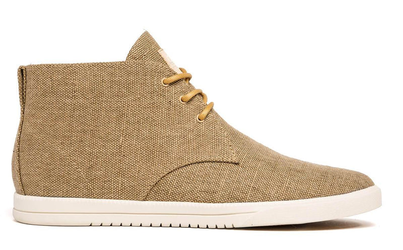 Tan hemp canvas