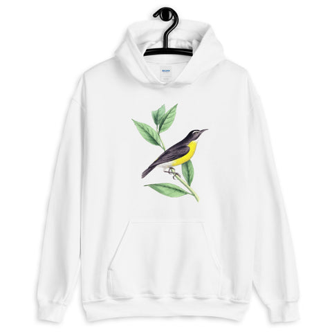 Harris Couture Bird Hoodie (White)