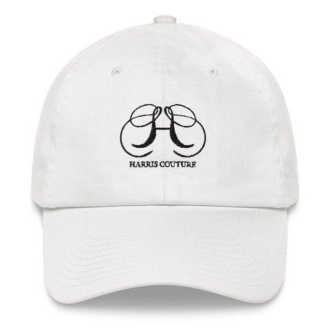 Harris Couture Classic Hat White