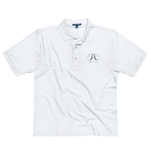 Harris Couture Polo (White)