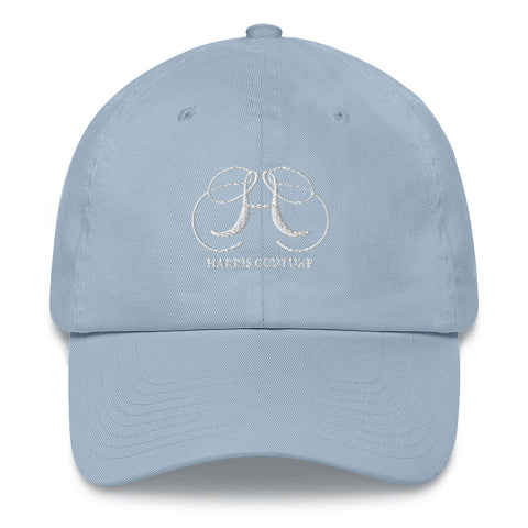 Harris Couture Classic Hat Blue