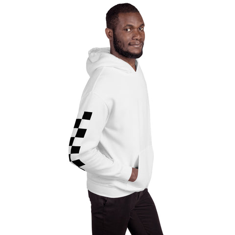 Harris Couture Checkered Hoodie