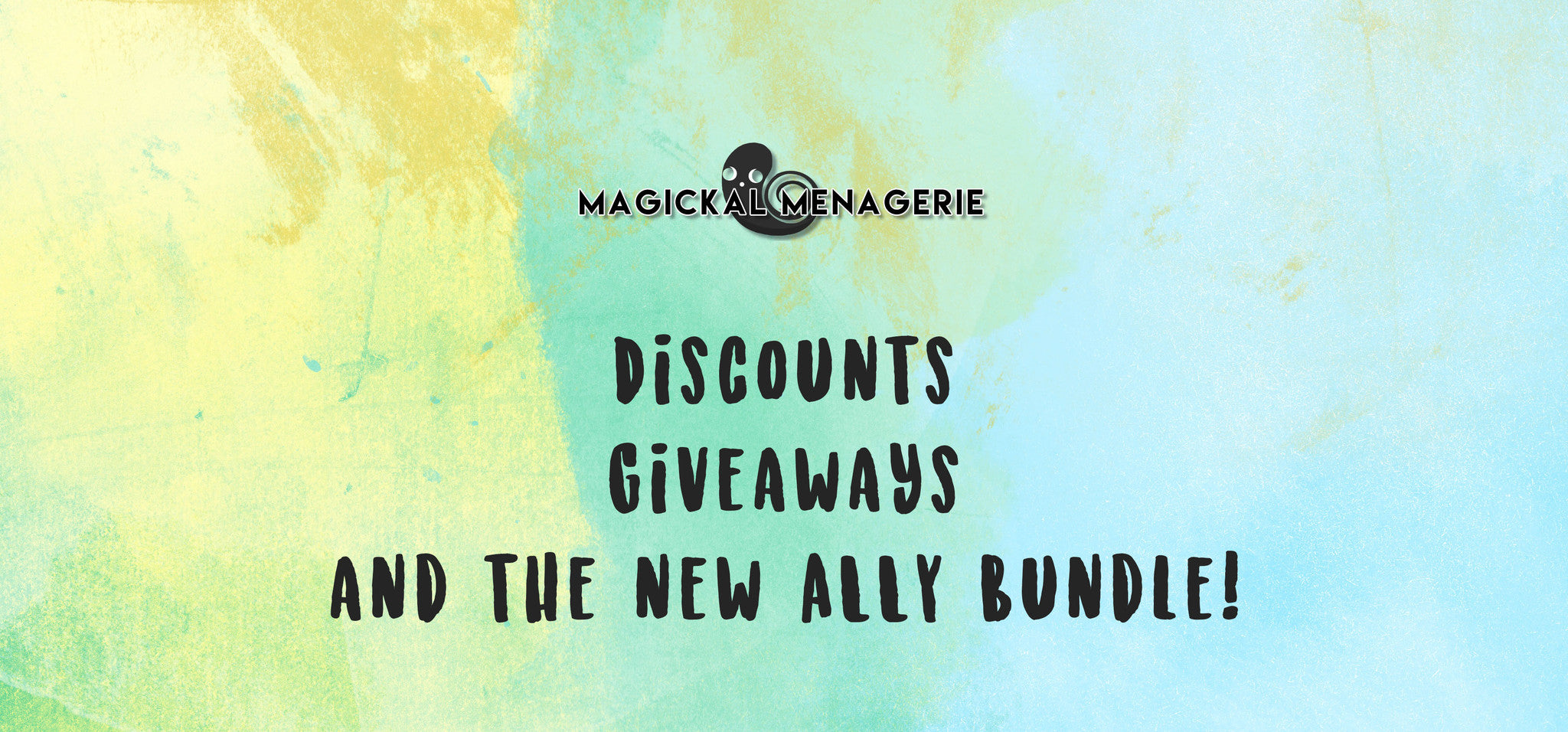 Discounts, Contest, and ALLY!
