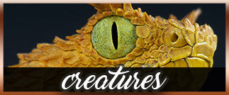 Creatures and Servitors