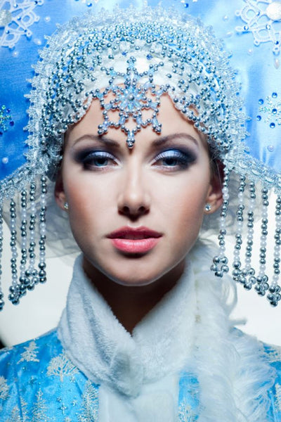 Maura - High Wintry DaVinci Priestess