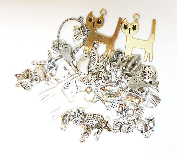 Assorted Animal Charms