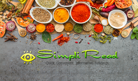 SimpliRead - Herbs and Plants