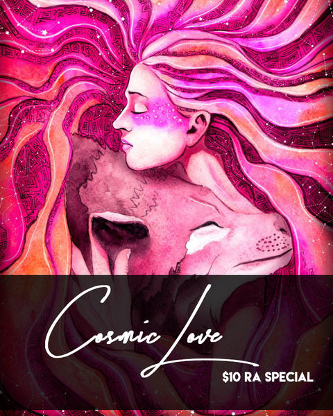COSMIC LOVE Reverse Adoption Special