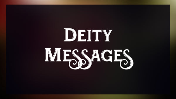 Deity Messages [Live Reading]