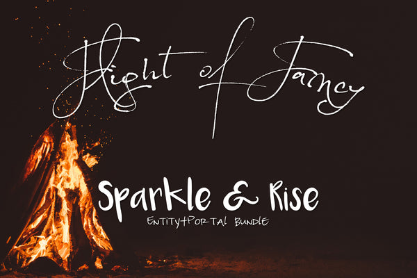 Flight Of Fancy - Sparkle & Rise
