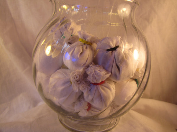 Blessing Bombs - Cute Spelled Baubles for Joy and Peace! - Good Time Gris Gris