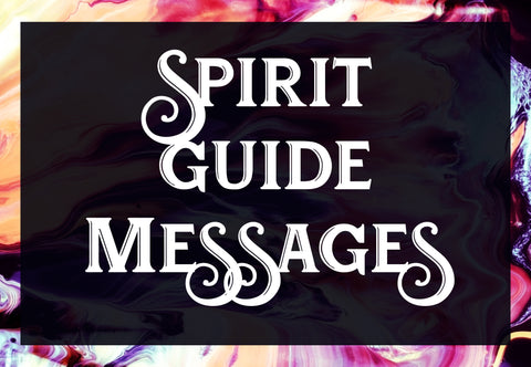 Spirit Companion Messages [Live Reading]