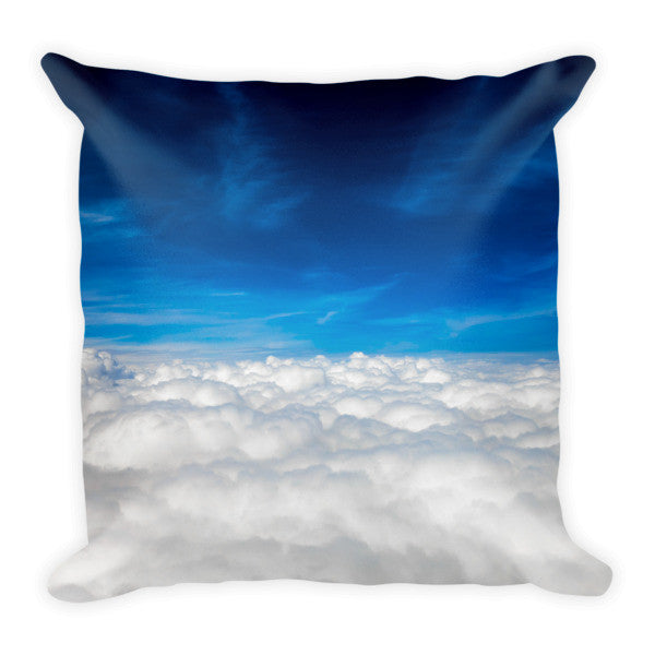 CloudSleep Throw Pillow