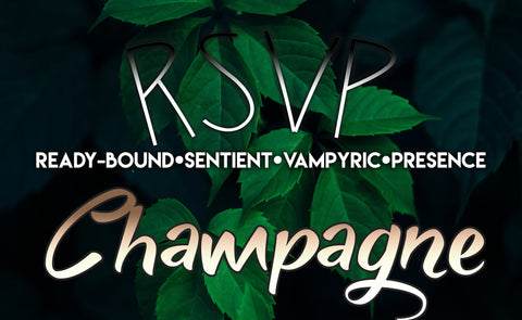 RSVP Special - Champagne Reverse Adoption