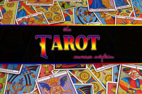 The TAROT RA - An Adventure, and A Reading!
