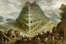 The Tower of Babel {SC}