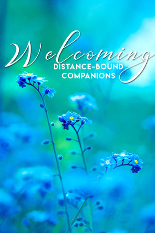 Welcoming Distance-Bound Companions