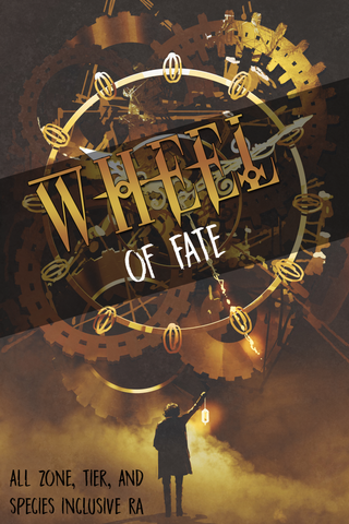 WHEEL OF FATE - SUPER RA