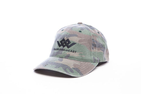 Warriors Heart Woodland Camo Side