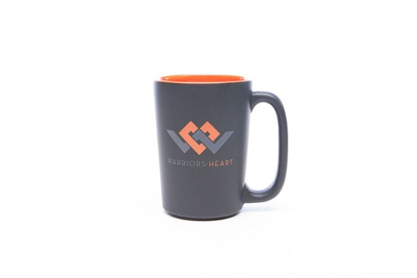 Warriors Heart Coffee Mug Right