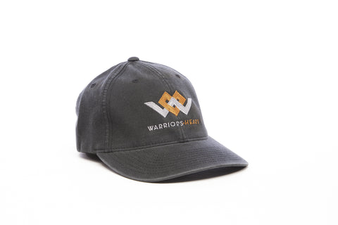 Warriors Heart Flexfit Lowpro Hat Side