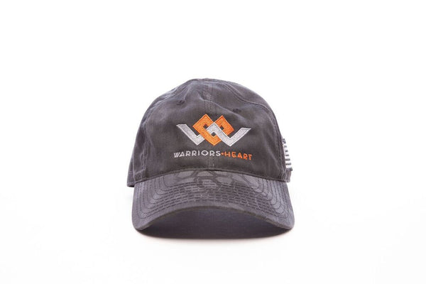 Warriors Heart Kryptek Hat Front