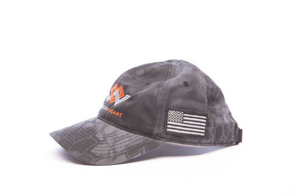 Warriors Heart Kryptek Hat Side