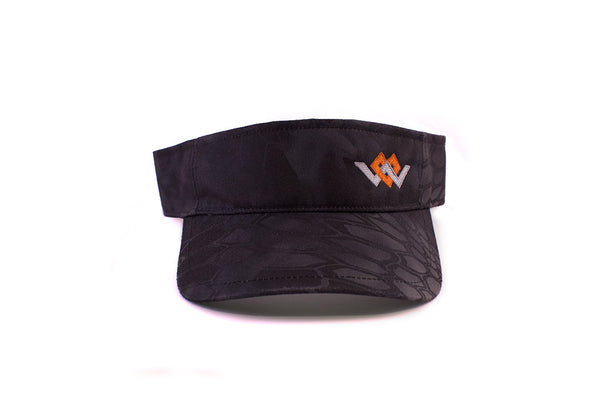 warriors heart visor kryptek typhon front