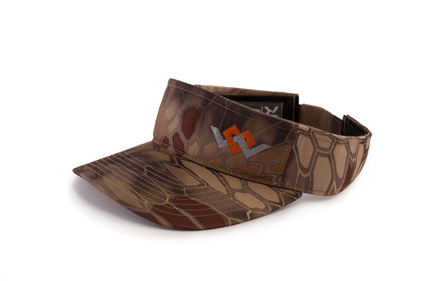 warriors heart visor kryptek highlander