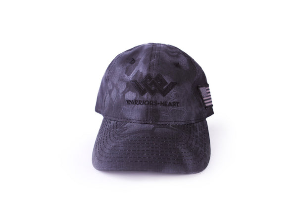 blacked out tactical kryptek typhon range hat