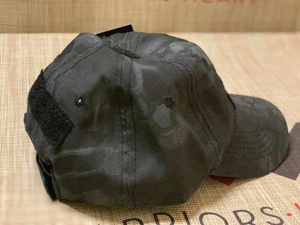 Tactical Range Embroidered Patch Hat
