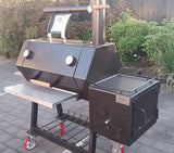 Custom Built Offset BBQ's and Smokers