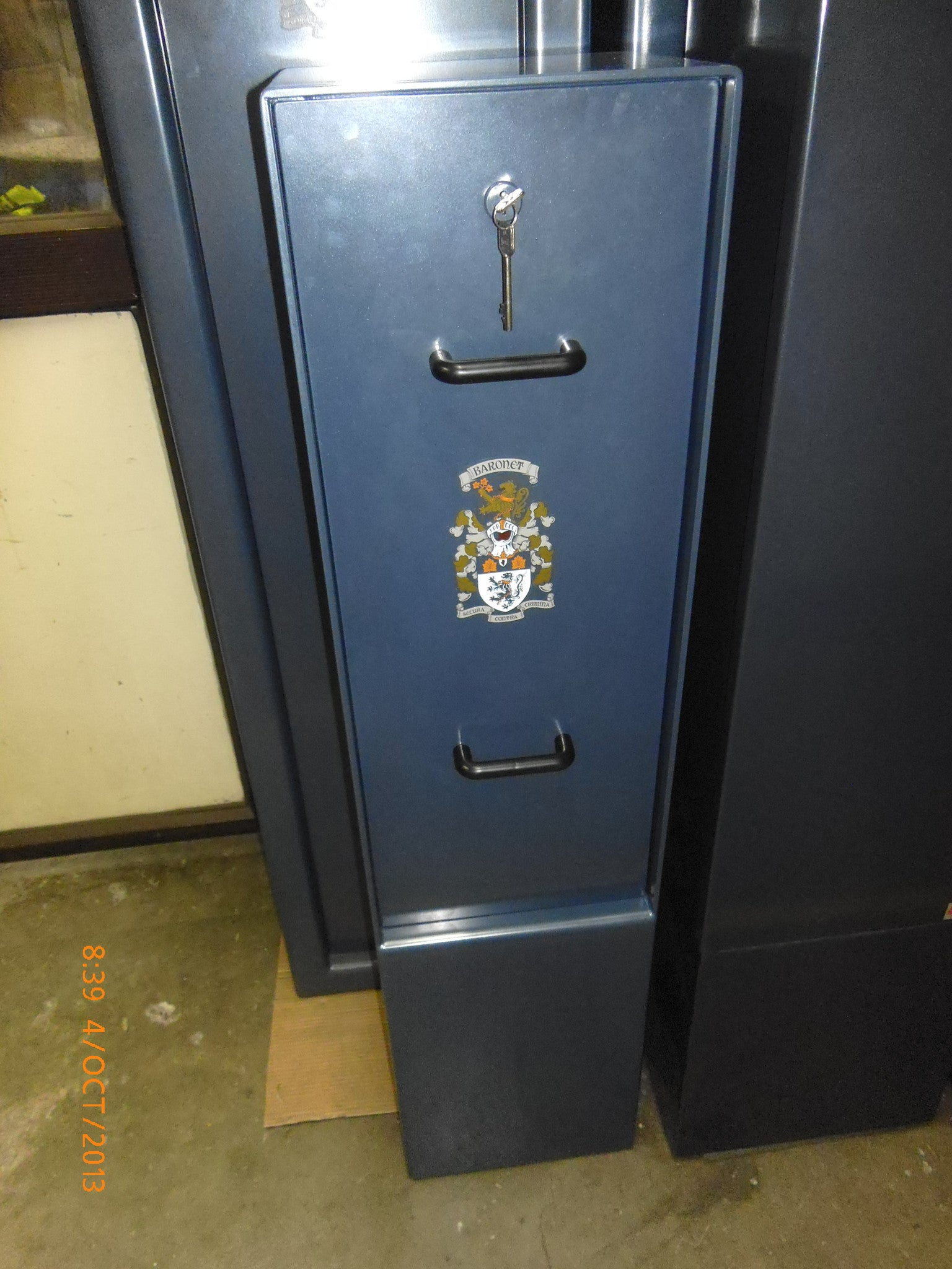 E Licence Endorsement Cabinet 6mm Tsl And Select Engineering