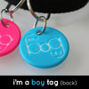 The Bog Tag™ – I'm a Boy