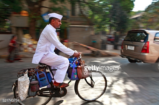 The Dabbawallah -- Bombay's Unique Lunch Delivery - Kaarigar Handicrafts Inc.