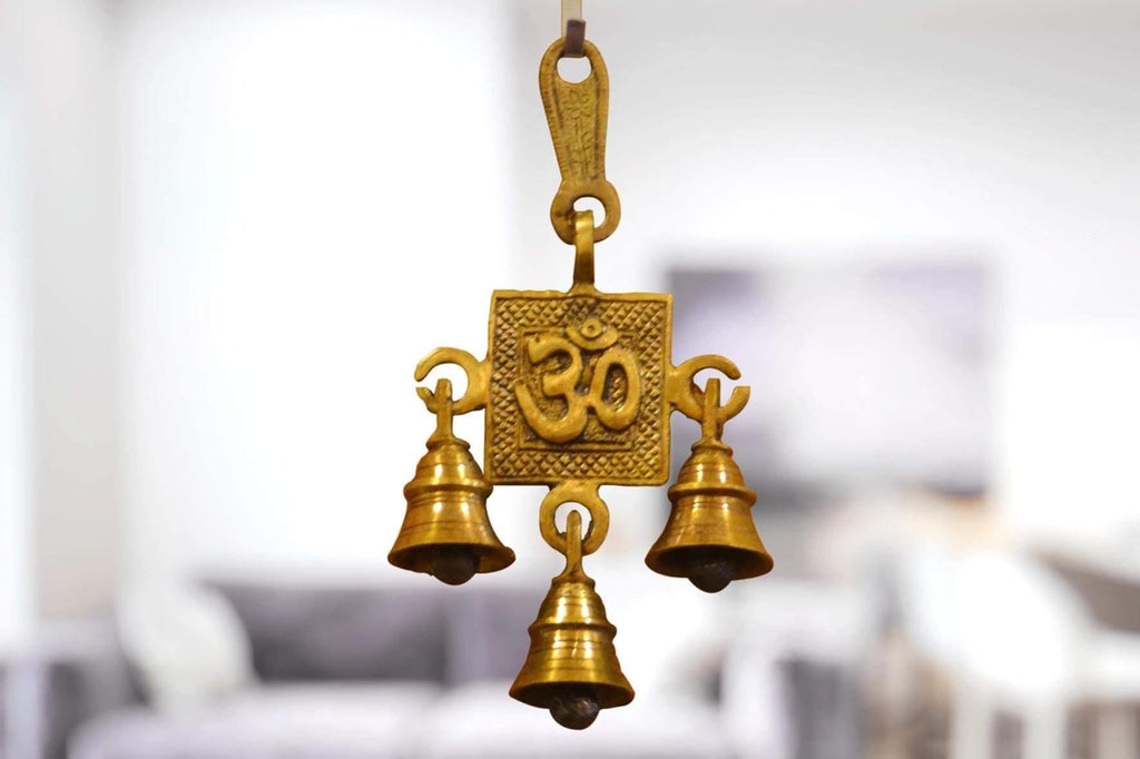 Brass Bell Door Hanging